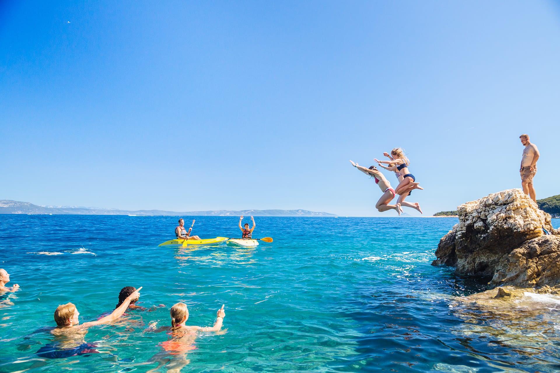 Sommerfreizeit Kroatien